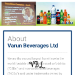 Varun Beverages Ltd